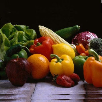Vegetables and Fruits Name with Pictures